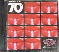 The Most of the Seventies 70's by Various Artists (CD, Jan-2005, EMI Music) VGC