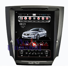 10.4'' Android 6.0 vertical screen Car GPS Navigation For Lexus IS250 IS300