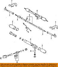 TOYOTA OEM 95-04 Tacoma Steering Gear-Outer Tie Rod End 4504739175
