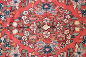 3'7 x 11'10 Gorgeous Semi Antique Nomad Oriental Handmade Wool Rug Runner 4 x 12