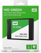 WD Green 1TB Internal PC SSD - SATA III 6 Gb/s