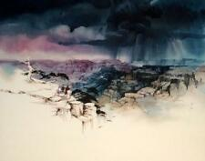 Thunderstorm - MICHAEL ATKINSON - Signed & Number LImited Edition Print