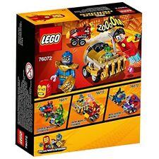 LEGO 76072  Mighty Micros Iron Man vs Thanos  Building Toy