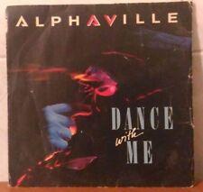 """45 giri 7"""" Alphaville - Dance With Me - G/VG+"""