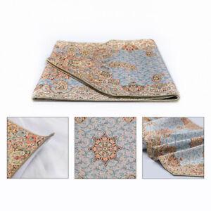 Luxury Table Cloth Paisley High Quality Persian Handmade Termeh Silk Runner