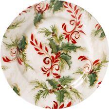 Cypress:  piatt0 per dolce- dessert a  tema: Natale cm.20 -