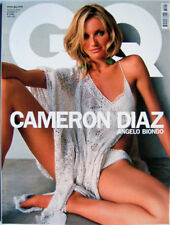 GQ-'03-CAMERON DIAZ,Elena Anaya,Francesca Piccinini,Reha Durham,Lucio Dalla,Lee