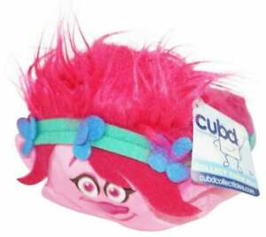 """Official Dreamworks """"Trolls"""": Poppy Cubd Collectibles Soft Plush Cube Pillow"""