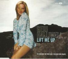 Geri Halliwell and Mo Davis - Lift Me Up Part 2 1999 CD Single