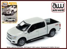Auto World New Premium '18 Ford F-150 Lariat Version B 1:64th Scale Diecast Cars