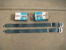 Chrysler Seat Belts X 2  NOS: