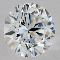 1pcs Natural 6.5mm 1.0ct White Diamond G-Color Round Cut VVS Clarity Excellent