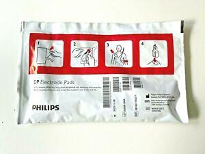 Philips DP Electrode Pad FR/FR2/FR2+ AED HeartStart 989803158211 Exp 2022-11-30