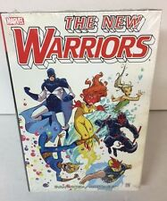 Marvel NEW WARRIORS VOL 1 OMNIBUS YOUNG COVER Hardcover HC - NEW - MSRP $100