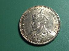 1935   CANADA SILVER DOLLAR ..CHOICE AU+