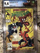 Amazing Spider-Man #362 CGC 9.4 WP 2nd Carnage, Venom, Human Torch - Marvel 1992