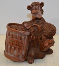 E. Biersdorfer Red Mill - Do Not Feed The Bears figure bear getting into trash