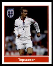 Merlin England 2004 - David Beckham (Topscorer) No. 41