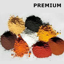 100g Farbpigmente Oxidfarbe Trockenfarbe Pigmentpulver Farbe für Beton Putz Gips