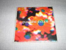 PAULINE ESTER CDS FRANCE PROMO PEACE & LOVE