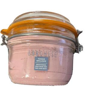 New Borghese Fango Brillante Brightening Mud Mask For Face and Body 4.5oz