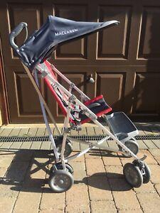 Maclaren Major Elite Special Needs Disability Pushchair Stroller
