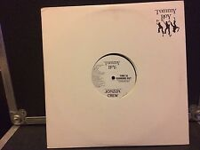 "Jonzun Crew 12"" Time Is Running Out VG+ Promo"