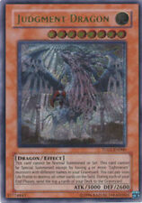 Yugioh Judgment Dragon TU01-EN000 Ultimate Rare Near Mint Fast Shipping!