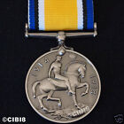 BRITISH WAR MEDAL WW1 BRITISH EMPIRE IMPERIAL FORCES CAMPAIGN SERVICE REPRO NEW