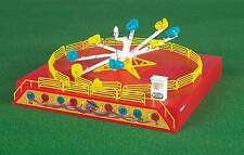 BACHMANN HO SCALE OPERATING CARNIVAL RIDE KIT OCTOPUS RIDE with MOTOR