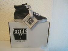 FRYE Kira High Top Leather Sneakers