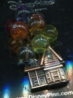 Up Carl and Ellie's House Bead Balloons Disney Pin 113180