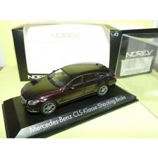 MERCEDES CLASSE CLS C218 SHOOTING BRAKE 2013 Marron NOREV 1:43