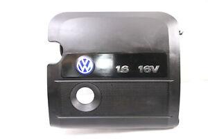 VW Golf 4 Bora Luftfilerkasten Luftfilter Motorabdeckung 1,6 16V AZD AUS BCB