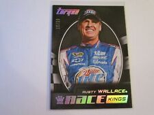 2016 Torque Rusty Wallace Card #RK3 Serial #15 of 99