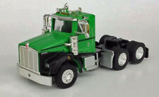 1/87 HO Kenwoth T-800 Green/Black Tandem Axle Tractor Day Cab Promotex #6561