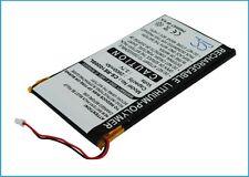 Reino Unido Batería Para Rollei es1020g Reproductor De Mp3 De 3.7 V Rohs