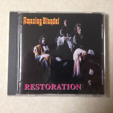 AMAZING BLONDEL - RESTORATION - CD