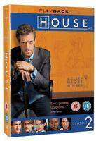 House - Season 2 (Hugh Laurie) [DVD][Region 2]