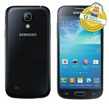 Samsung Galaxy S4 Mini i9595 Black Mist Unlocked Android Smartphone 8GB Grade A