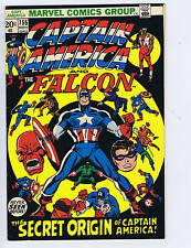 Captain America #155 Marvel 1972