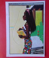 figurines prentjes cromos stickers picture cards figurine barbie 25 panini 1976