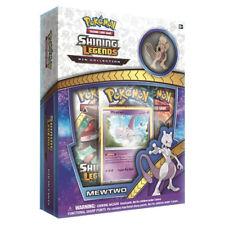 Pokemon TCG Shining Legends Mewtwo Pin Box