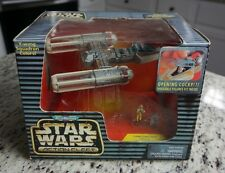 Y-Wing Starfighter 1996 STAR WARS Micro Machines Action Fleet GOLD Leader