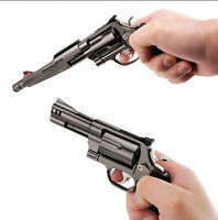 1:2.05 Smith wesson M500 revolver Pistol Metal Model Guns Toy Collection Gift