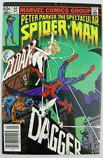 Spectacular Spider-Man #64 Newsstand Variant 1st Appear Cloak & Dagger TV Series