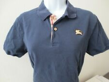 Burberry Brit Blue Women Polo Shirt XL