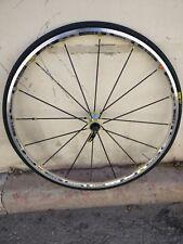 Mavic R-Sys SSC Carbon spoke road bike front wheel