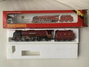 HORNBY R066 LMS CRIMSON 4-6-2 CLASS 7P DUCHESS OF SUTHERLAND 6233 boxed never us