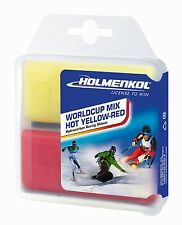 HOLMENKOL Worldcup Mix Hot Yellow-red